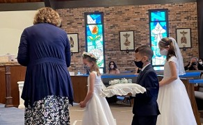 First Communion May 8, 2021
